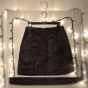 Old Navy size 0 Black Mini Skirt